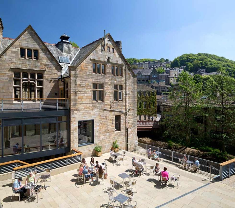 Hebden Bridge Town Hall Bauman Lyons Architects Leeds