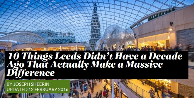 Leeds List article