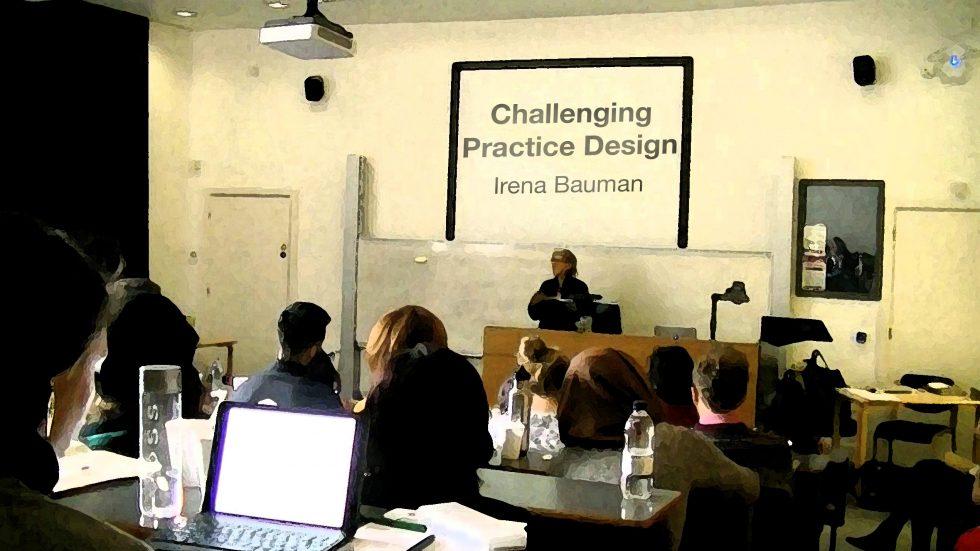 Irena Bauman - ASF UK