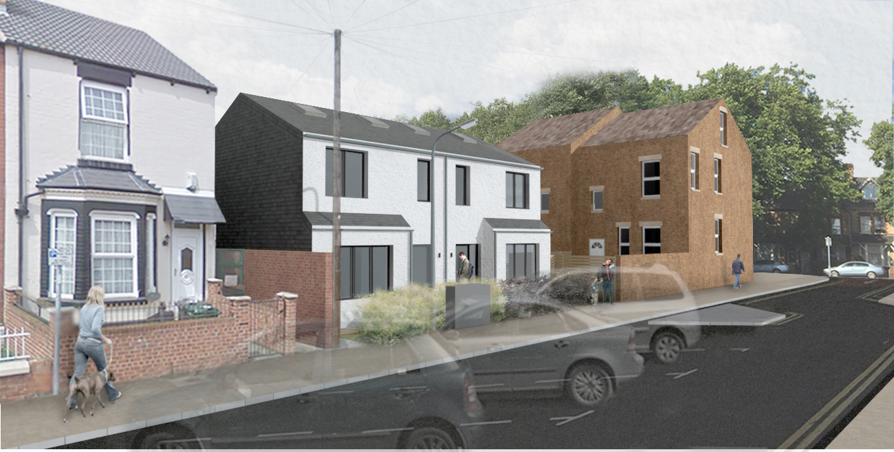 MassBespoke Affordable Housing, Park Road